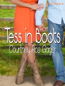 Tess in Boots Cover
